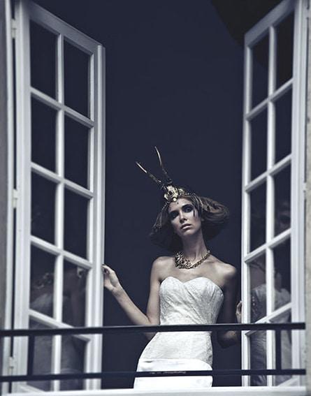 Marianna Giordana Outwear lingerie dress