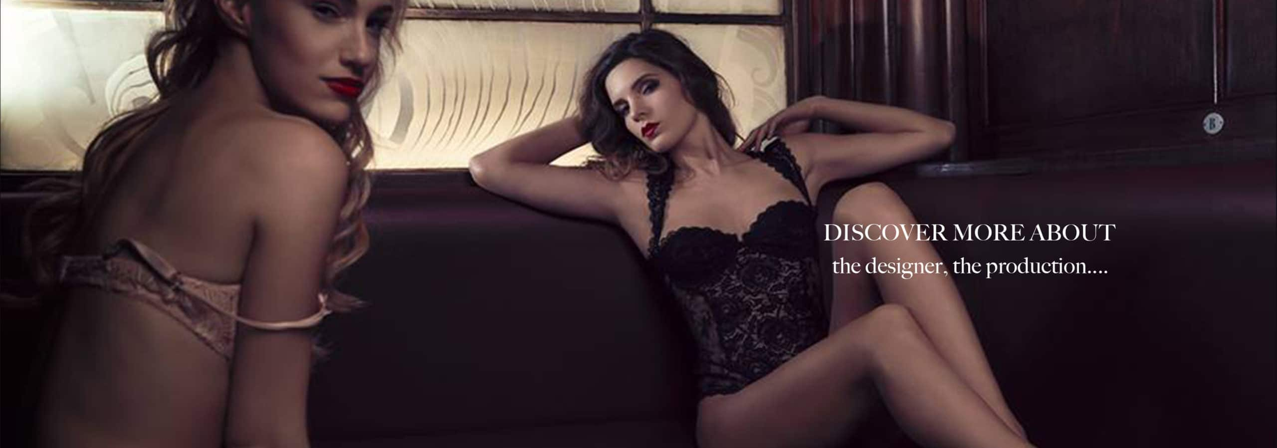 about the Lingerie designer