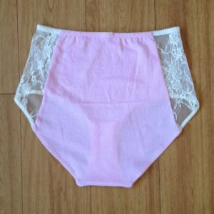 Cotton high waist panties